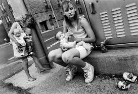 """Raw genius is rarely loud or pretentious."" Jacqueline Cioffa #maryellenmark"